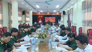 Hội Cựu chiến binh huyện Thanh Thủy sơ kết công tác hội 6 tháng đầu năm, triển khai nhiệm vụ 6 tháng cuối năm 2019