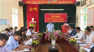 Thanh Thủy tổ chức hội nghị chuyên đề về xây dựng trường chuẩn Quốc gia năm 2019