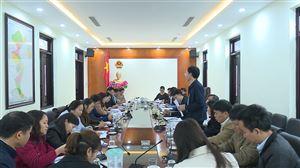 Thông qua dự kiến phương án sắp xếp, sáp nhập các trường học tại 2 xã Tu Vũ và Đồng Trung