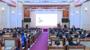 Hội nghị truyền thông thương mại điện tử tại Thanh Thủy