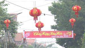 Tết ở huyện Nông thôn mới Thanh Thủy