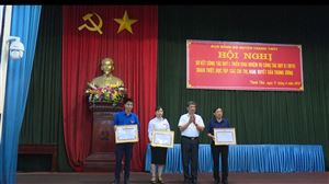 Ban Chấp hành Đảng bộ huyện Thanh Thủy sơ kết quý I, triển khai nhiệm vụ công tác quý II năm 2019