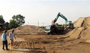 Thanh Thủy tăng cường quản lý Nhà nước về tài nguyên khoáng sản