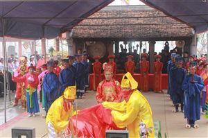 Lễ giỗ Thánh Mẫu Đền Lăng Sương năm 2017