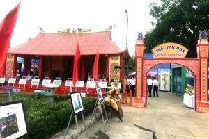 Trại văn hóa huyện Thanh Thủy tại Giỗ tổ Hùng Vương - Lễ hội Đền Hùng năm 2018
