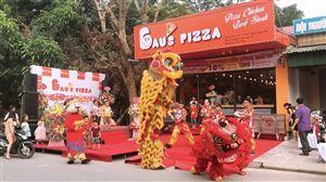 Bầu Pizza Thanh Thuỷ