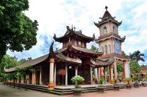 Nhà thờ Hoàng Xá