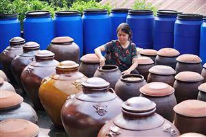 Ẩm thực bốn mùa ở vùng quê Thanh Thủy